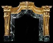 antique fireplace mantels