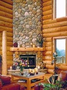 corner fireplace design ideas