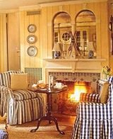 cottage fireplaces