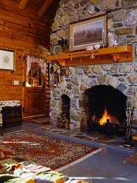 Country stone fireplaces country rock meets rolling for French country stone fireplace