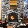 cultured stone fireplaces