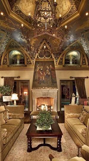 design a fireplace