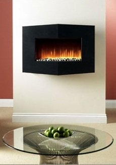 Standout Electric Fireplaces Truly Electrifying