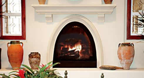 faux-fireplaces