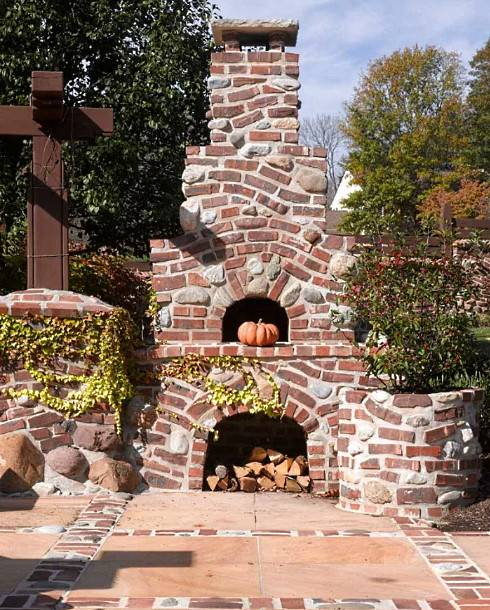 Standout Fireplace Designs Distinctive Plans And Ideas