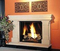 fireplace mantles