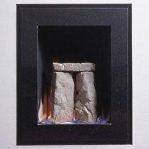 stonewall fireplace