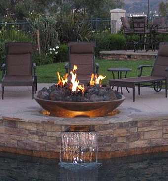Gas Fire Pits Ignite Your Imagination