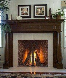 The Masonry Fireplace Made To Last