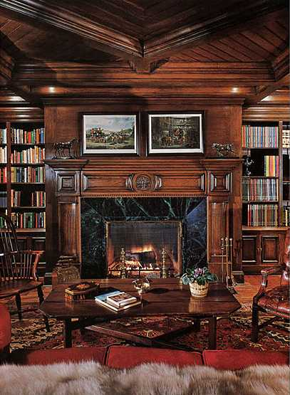 michael jackson fireplace
