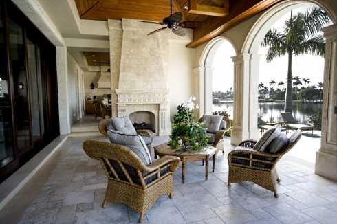 patio roof design