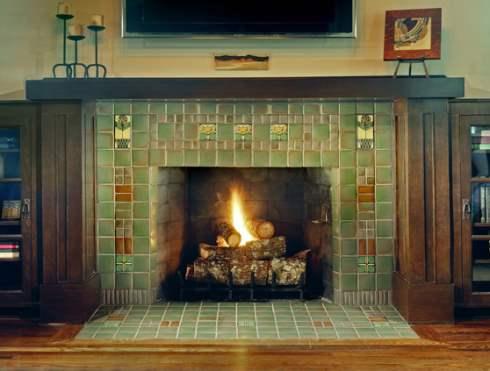 photos of fireplaces