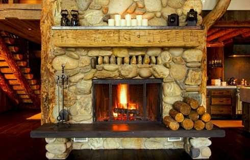 riverstone fireplaces
