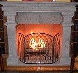 spanish and kiva fireplaces