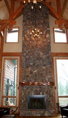 Huge Stone Fireplace Html Amazing Home Design 2019
