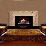 stone fireplace mantels