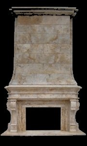 The Stone Fireplace Surround A Timeless And Elegant